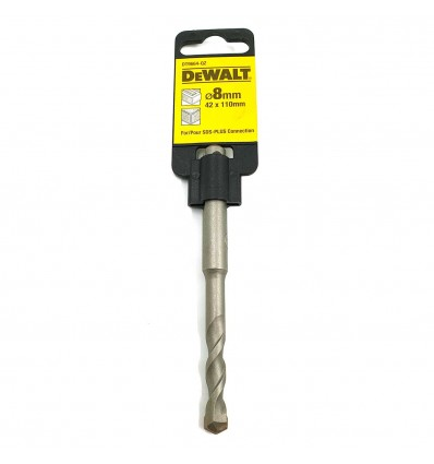 BROCA SDS-PLUS DE ALTO RENDIMIENTO Ø 8 - 110 MM (DEWALT)